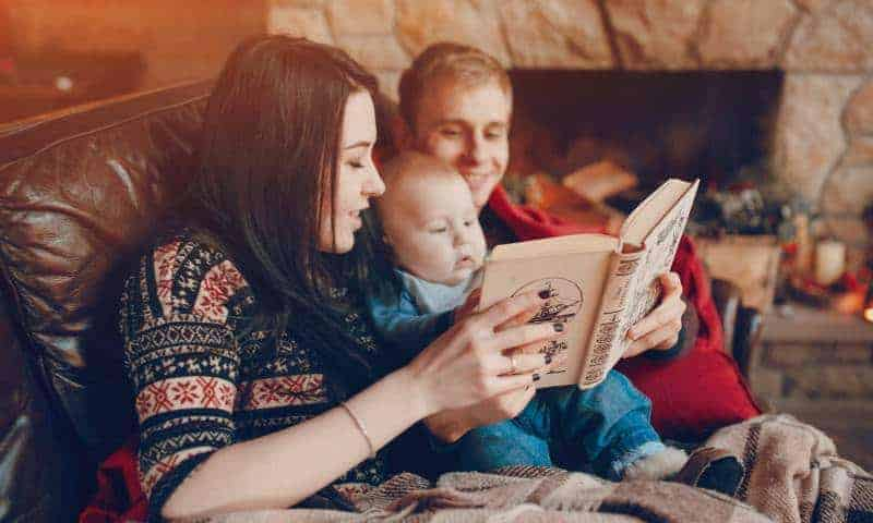 Czy rzeczywiście dasię czytać dziecku 15minut dziennie?