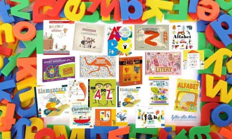 Jak nauczyć dziecko liter? Poczekać aż się nimi zainteresuje