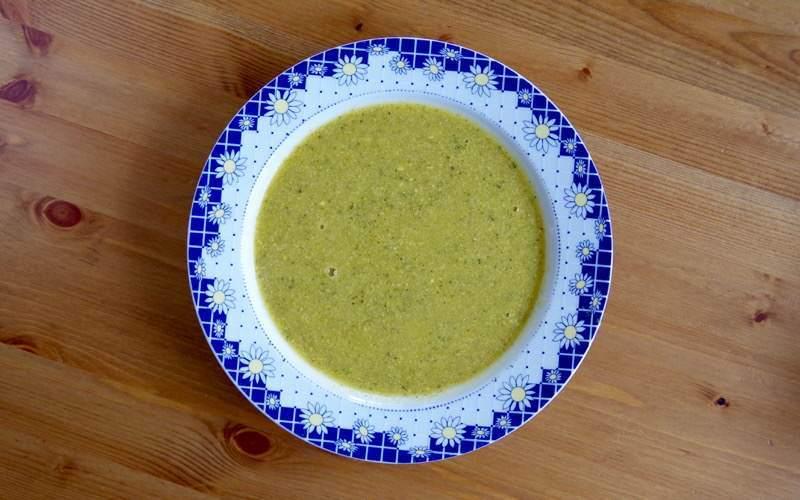 Zupa zcukinii