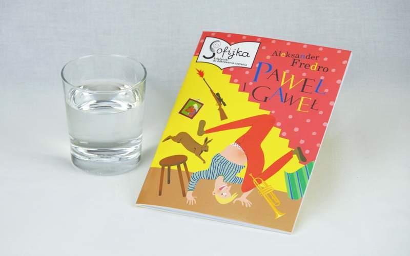 Sofijka. Książeczka doodkrywania czytania