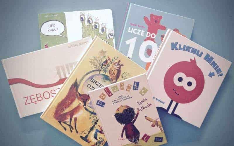 80 książek, które twojedziecko powinno poznać doósmego roku życia