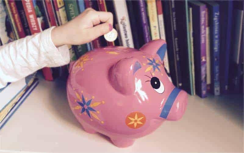 Zbieranie pieniędzy doświnki skarbonki jest bez sensu. Łatwiej ukraść