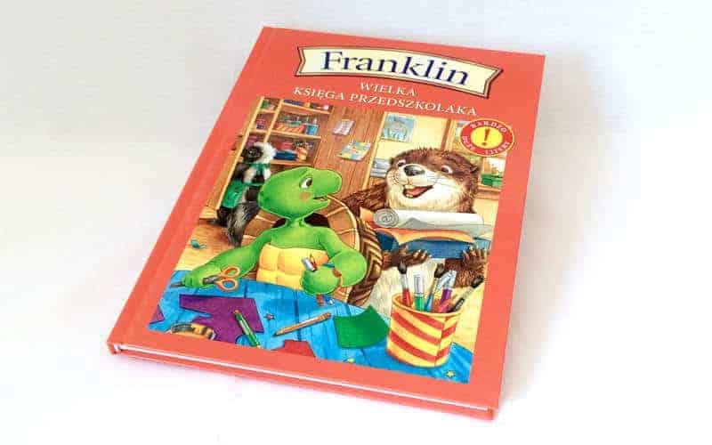 Franklin. Wielka księga przedszkolaka