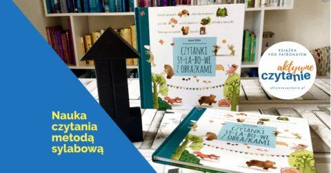 Nauka czytania metodą sylabową czytanki sylabowe ksiązki dla dzieci
