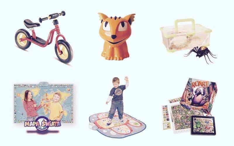 Zabawki rozwijające 8 inteligencji dziecka