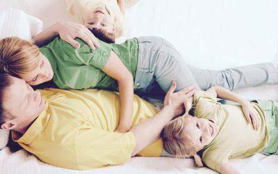 Jak nauczyć dziecko spania wewłasnym łóżku