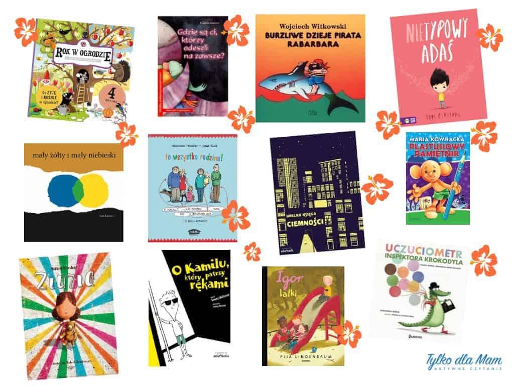 741a09514fb Jeśli twój przedszkolak zaczyna interesować się samodzielnym literami to  może się też przydać to zestawienie książek.