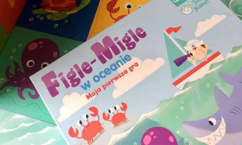 Figle-Migle woceanie Trefl