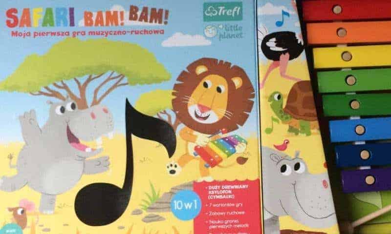 Safari Bam! Bam!