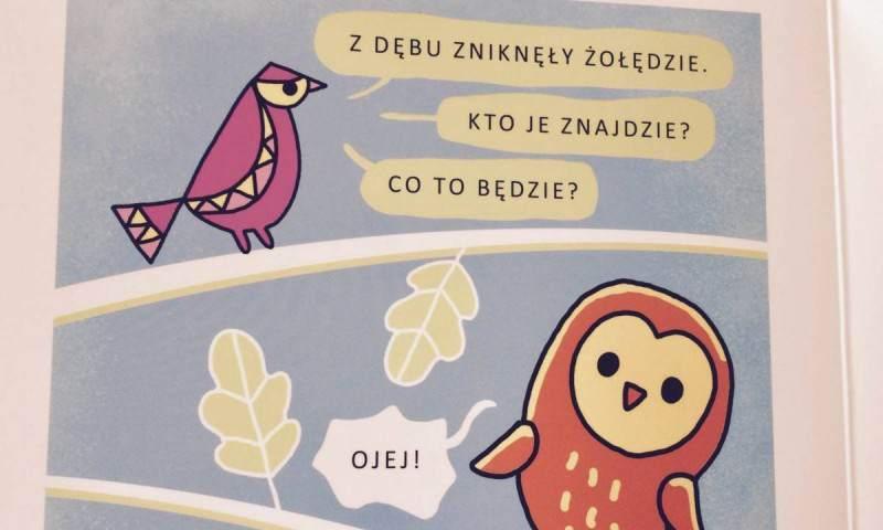 Pierwsze komiksy dla dzieci. Tadam! (zfilmem)