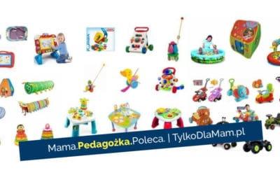 Pomysłowe inspiracje narok – zabawki dlarocznego dziecka. Prezenty naroczek