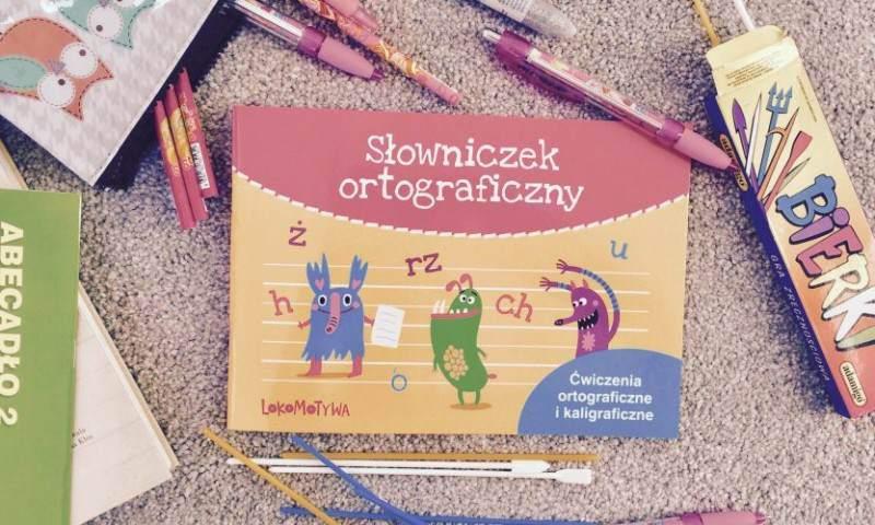 Podpowiedziałaś dziecku tych kilka sposobów naregułki ortograficzne?