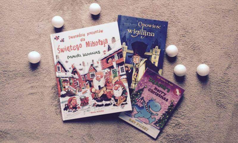 Najpiękniejsze książki oŚwiętym Mikołaju (+kalendarz adwentowy wprezencie)