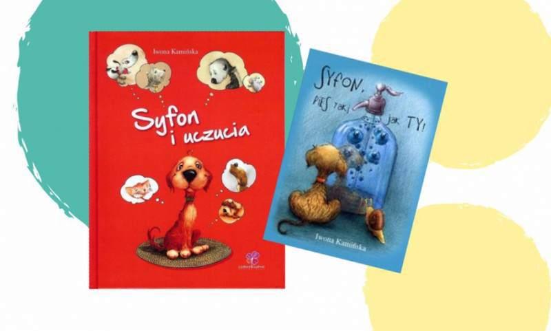 Syfon – dwie opowieści obardzo uczuciowym psie