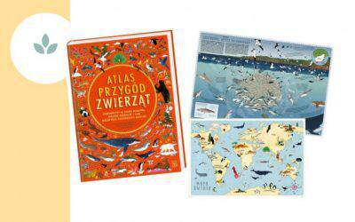Atlas przygód zwierząt. Dlaczego uważam, żezachęca donauki czytania?