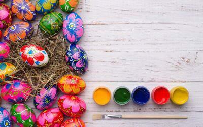 Rzuć domnie jajem! Pomysły nazabawy wielkanocne, które polubi każde dziecko