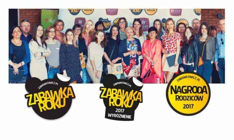 Wyniki 7 edycji konkursu Zabawka Roku