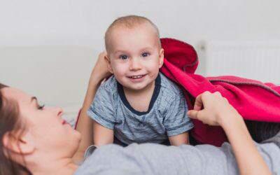 Ile razy dziennie przytulasz swoje dziecko? Tostarsze też! Jaką moc madotyk mamy?