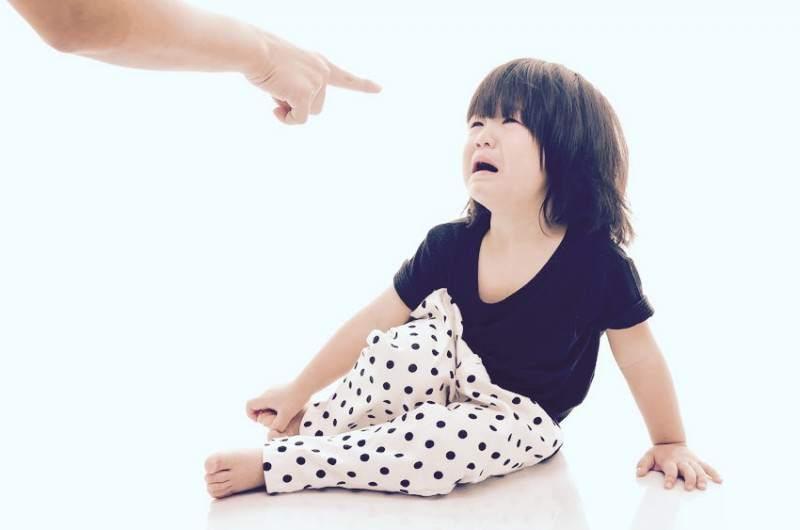 Coczujesz krzycząc nadziecko? Aco ono czuje słysząc twójkrzyk?