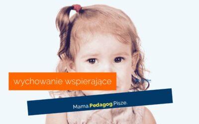 poradnik dla rodziców wychowanie wspierające wymuszanie płaczem