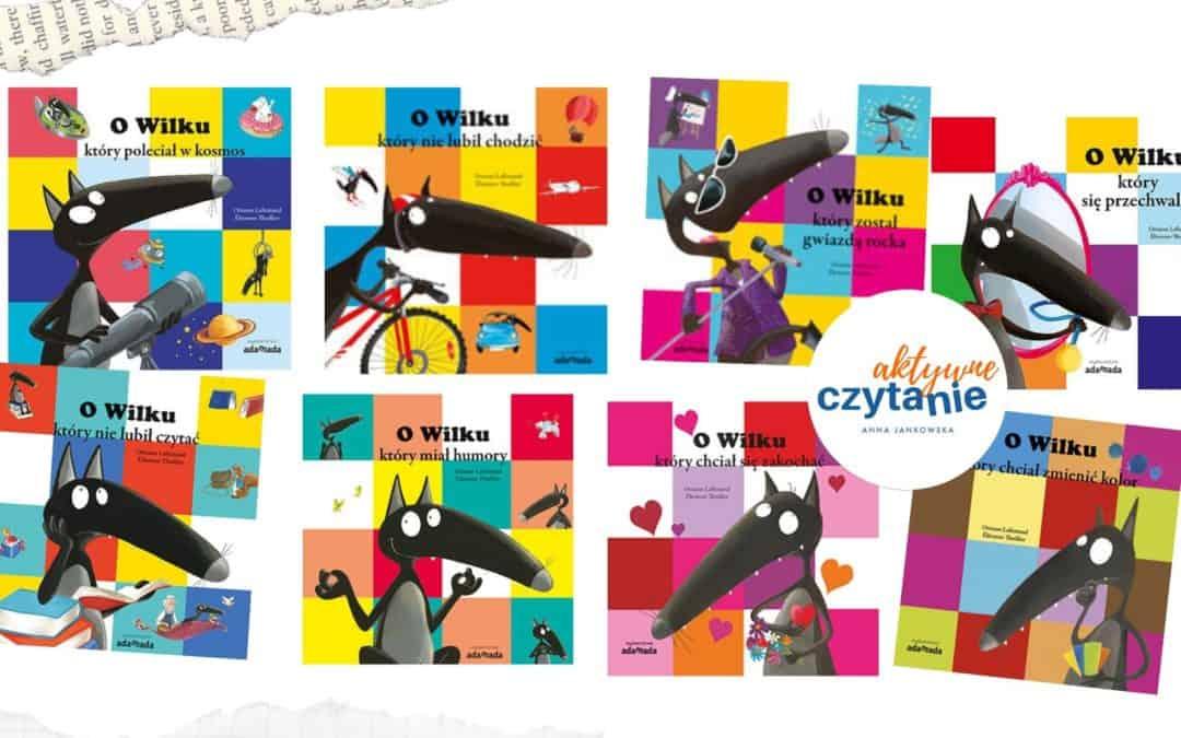 OWilku – seria książek dla dzieci