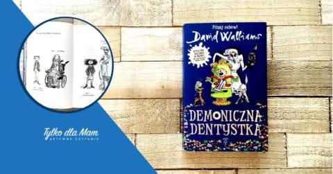 Demoniczna dentystka ksiązki dla dzieci