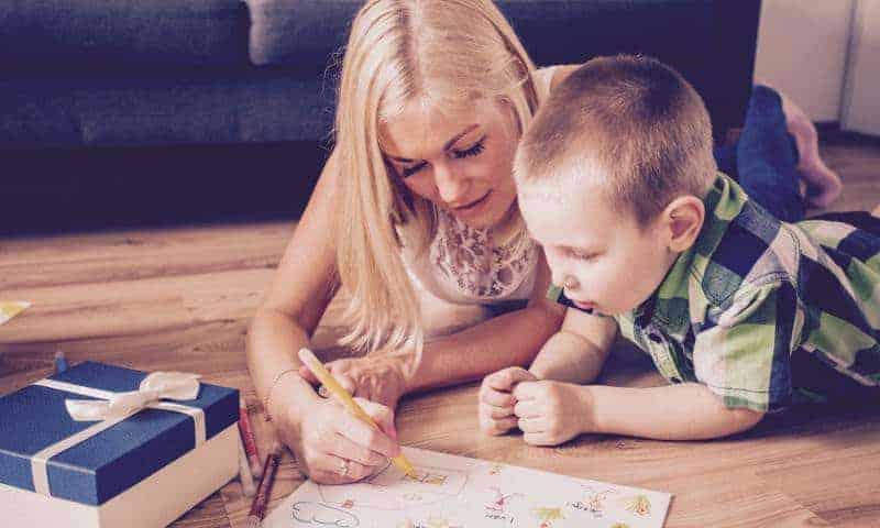 Tam gdzie kończy się rodzicielska cierpliwość, zaczyna się stres