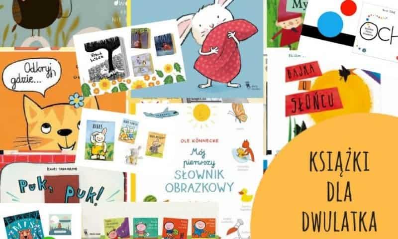 Książki dla dwulatka