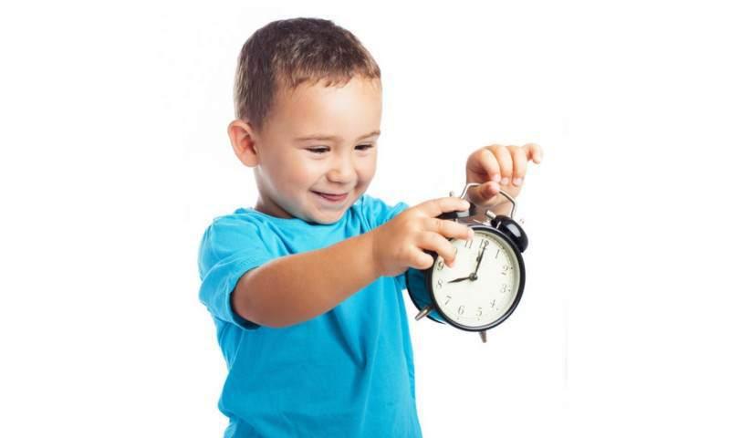 """Jak pokazać upływający czas, bo""""za chwilę"""" trudno zrozumieć?"""