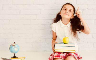Skoki rozwojowe uczterolatków, sześciolatków, siedmiolatków idziewięciolatków