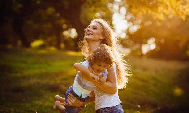Czystawianie dziecku granic masens?
