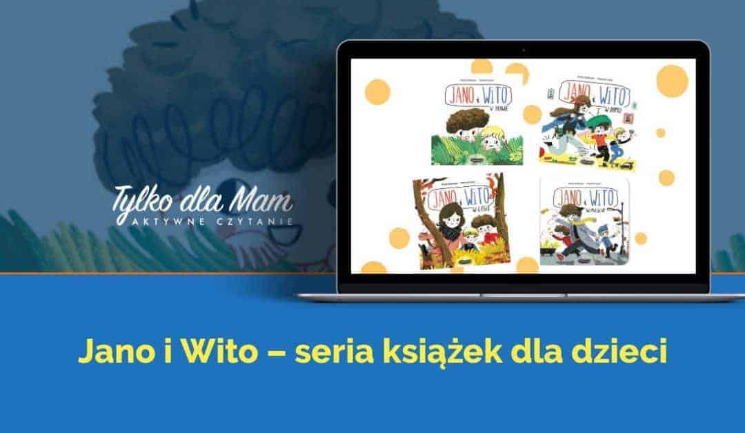 Jano iWito – sensoryczne książki logopedyczne