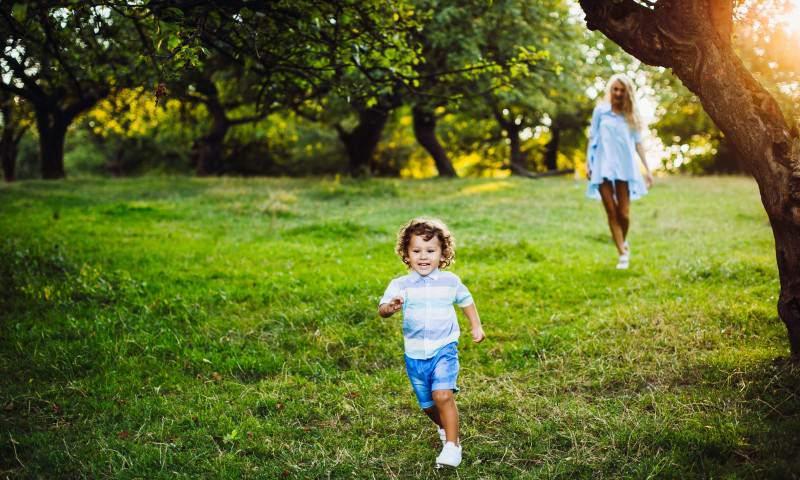 Jak reagować kiedy dziecko wciąż miucieka?
