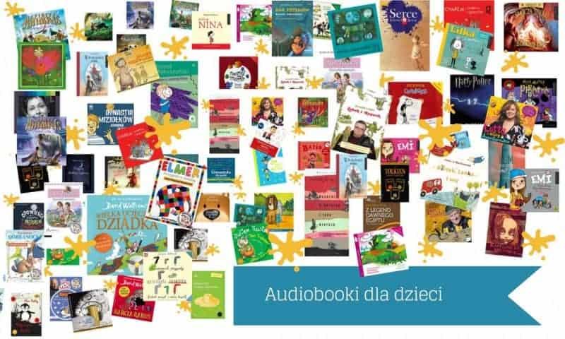 Audiobooki dla dzieci – maluchów, przedszkolaków iuczniów