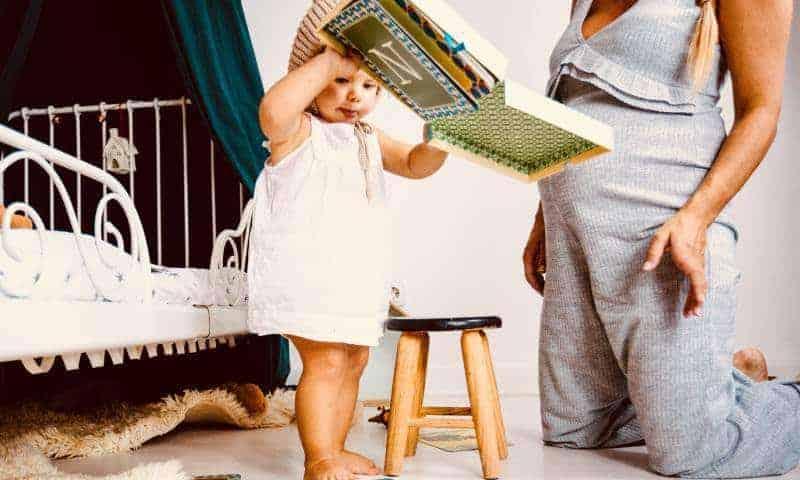 Jak przestać krzyczeć nadziecko?