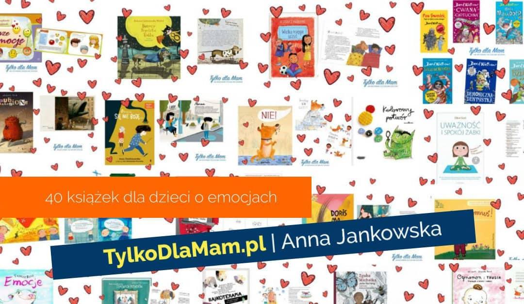 Książki Dla Dzieci O Emocjach Dla Dzieci W Wieku 2 10 Lat