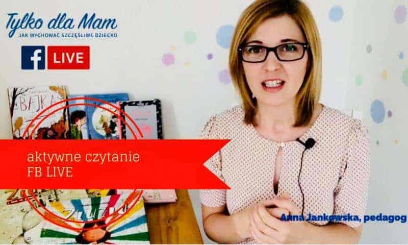 Książkowy FB live: Ziuzia, Księżniczki nieco zakręcone