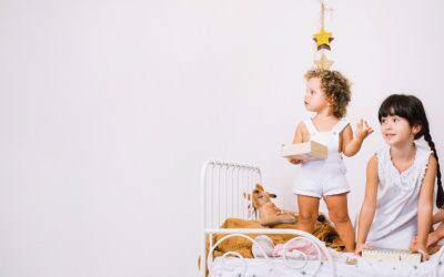 Jak zagonić dziecko dospania? Zaproponuj tezabawy