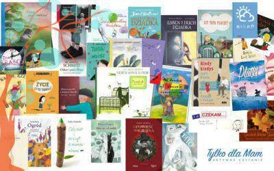 Książki dla dzieci poruszające temat śmierci iprzemijania