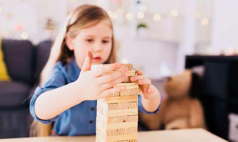 Czymożna dziecko nauczyć wytrwałości?