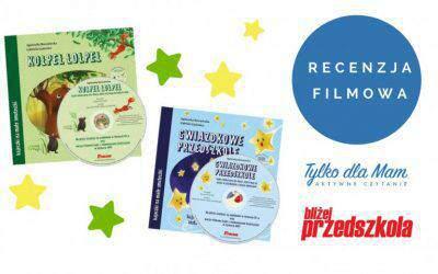 """Seria bajek edukacyjnych """"Bajeczki namałe smuteczki"""" – książka, audiobook ifilm animowany"""