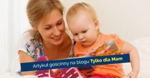 metoda domana czytanie książka mama dziecko baby