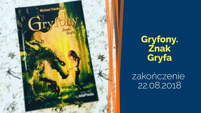 Gryfony. Znak Gryfa – rozdanie