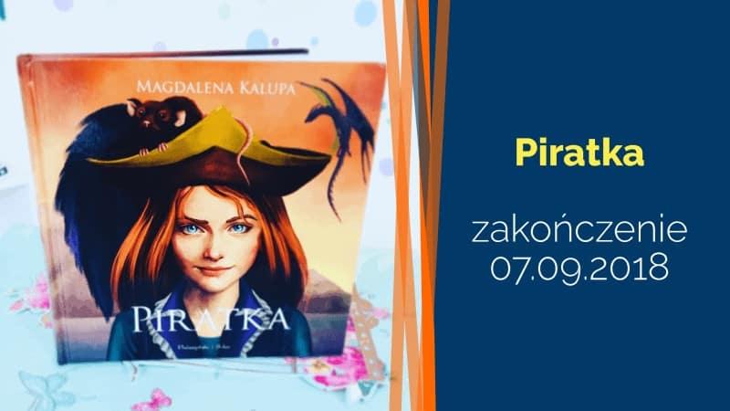 Piratka – rozdanie