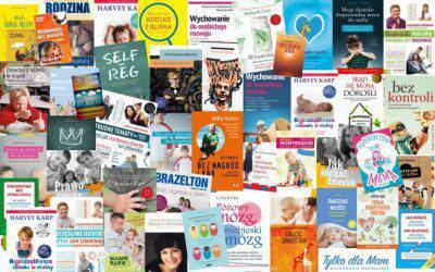 Najbardziej przydatne książki dla rodziców iporadniki owychowaniu