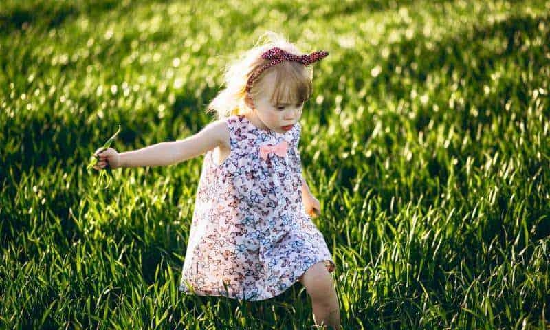 Jak nauczyći ioduczyć małe dziecko… różnych rzeczy?