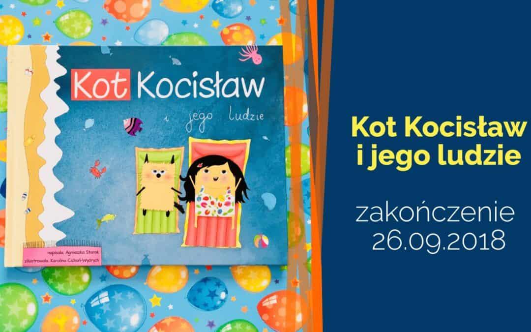 Kot Kocisław ijego ludzie – rozdanie