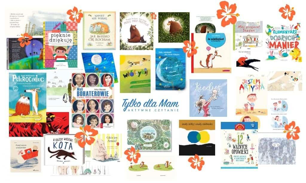 Wzruszające książki dla dzieci uczące wrażliwości iżyczliwości