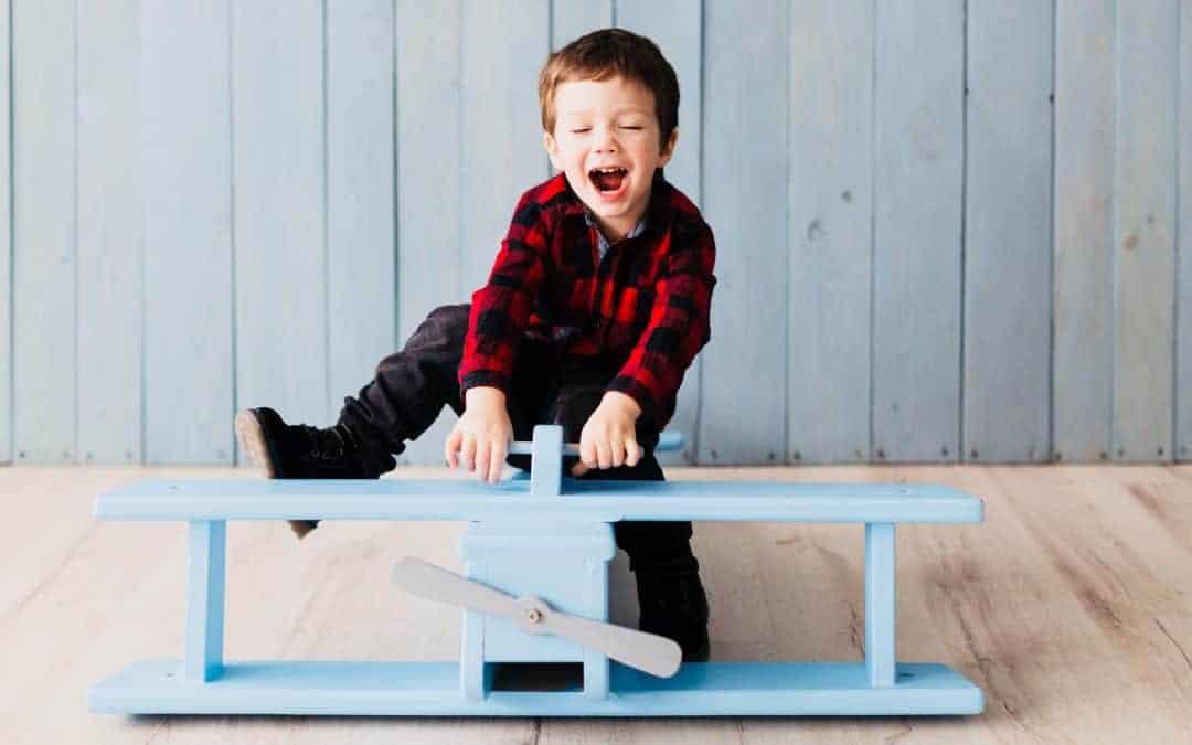Dlaczego czasami dzieci poprostu niepotrafią wysiedzieć spokojnie?