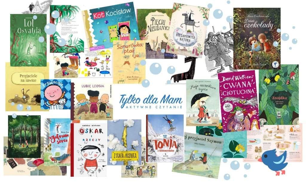 Książki dla dzieci oprzyjaźni ibudowaniu relacji społecznych